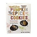 Pumpkin Spice Cookies ($3)