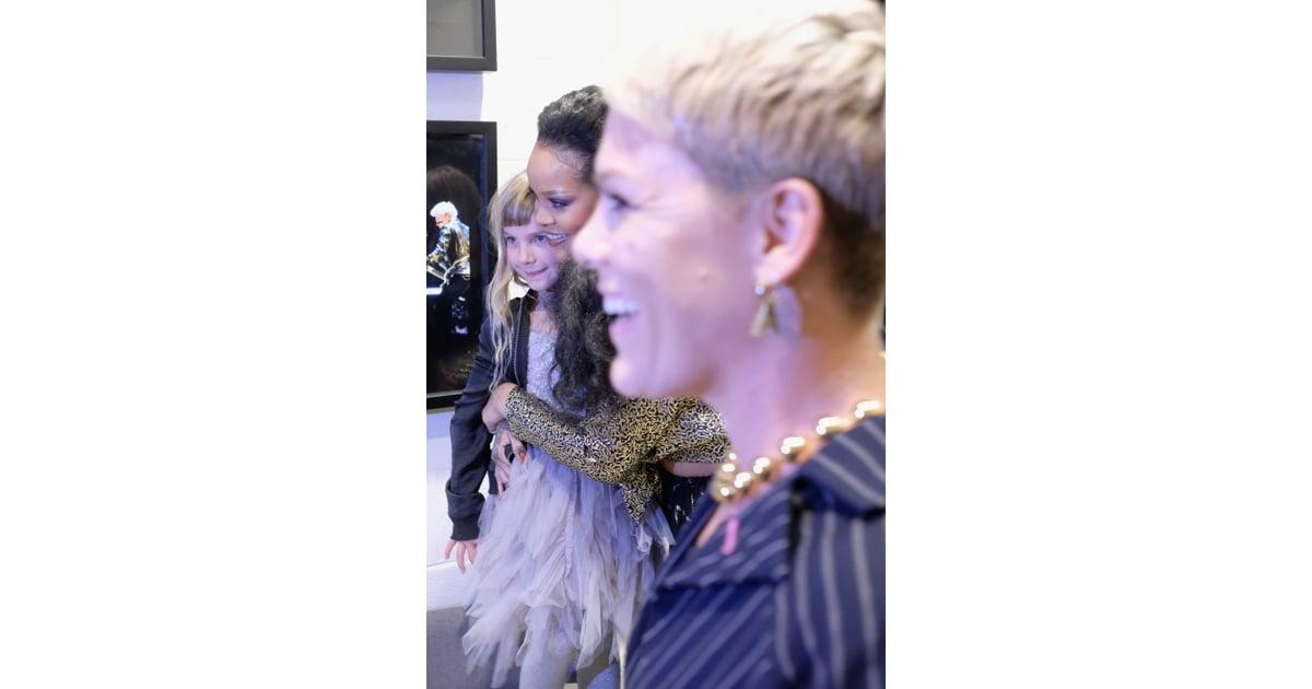 Rihanna and Pink's Dau...