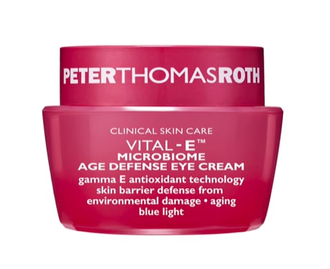 Peter Thomas Roth Vital E Microbiome Age Defence Eye Cream Top