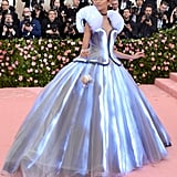 Zendaya Cinderella Dress at the 2019 Met Gala