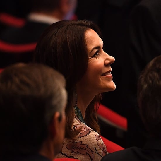Princess Mary's Floral Dress at the Olympics Preview 2016