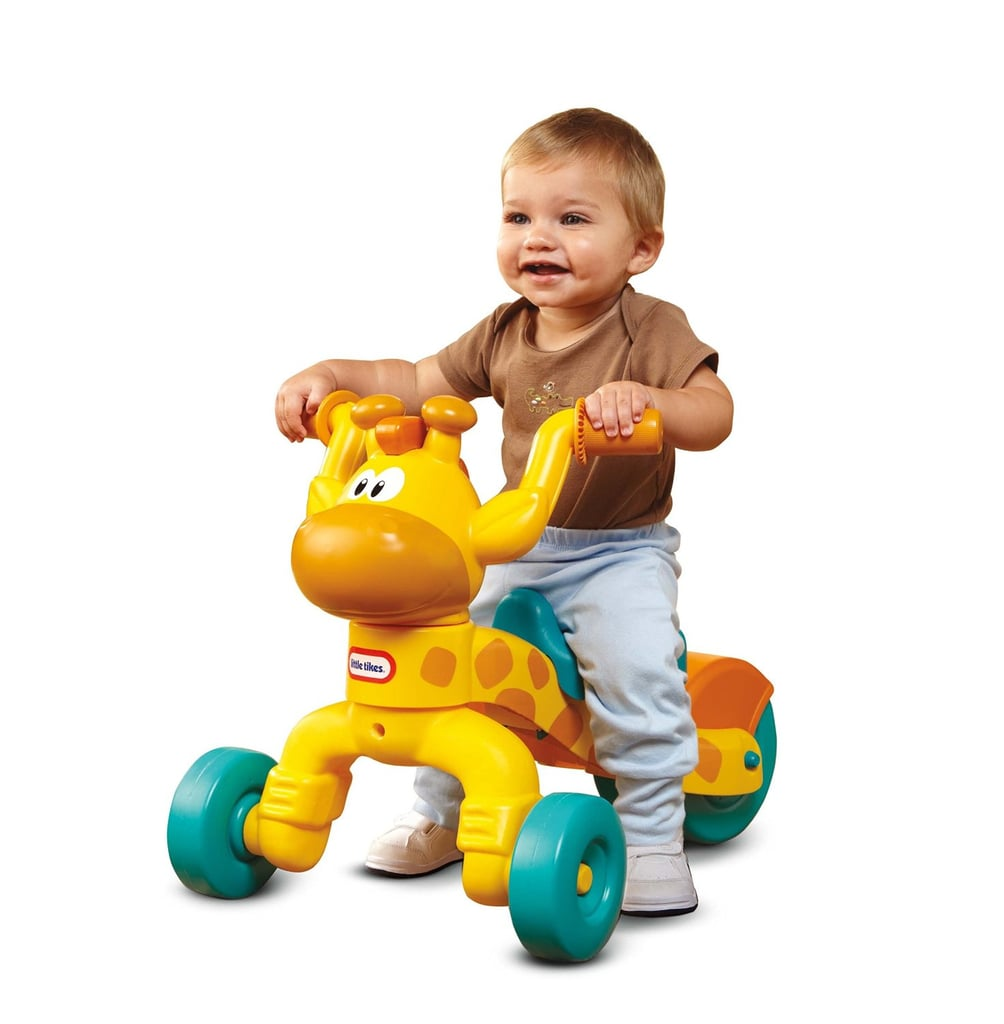 For 1-Year-Olds: Little Tikes Go and Grow Lil' Rollin' Giraffe Ride-on