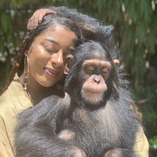 Victoria Monét's Chimpanzee Friend Has Twitter Going Bananas