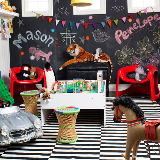Kourtney Kardashian's Rooms for Mason and Penelope Disick