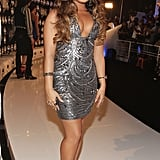 Beyoncé, Katie, Britney, Miley, and More Get Glam on the VMAs Red Carpet