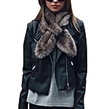 Zwingtonseas Faux Fur Scarf