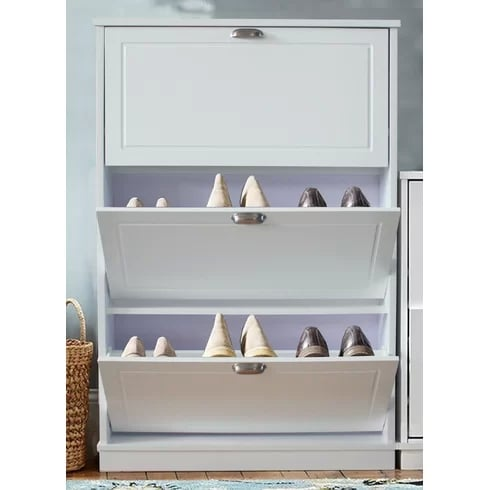 Rebrilliant Shoe Storage Cabinet   Get