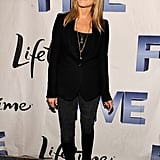 Jennifer Aniston at the Washington DC premiere of Five.