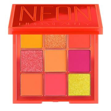 Huda Beauty Neon Obsessions Palette in Orange