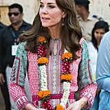Kate Middleton and Prince William India and Bhutan Tour 2016