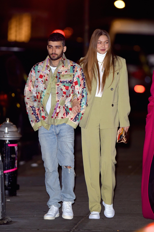 Gigi Hadid And Zayn Malik Are Back Together February 2020 Popsugar Celebrity