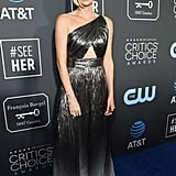 Charlize Theron at the 2019 Critics' Choice Awards