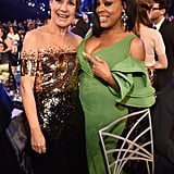 Pictured: Laurie Metcalf and Niecy Nash