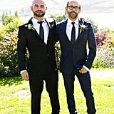 When Andy and Craig had a fight and split up on Married at First Sight.
