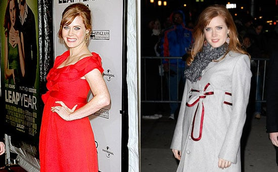 Carolina Herrera Designs Amy Adams's Press Tour Wardrobe