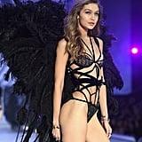 Gigi Hadid at Victoria's Secret Fashion Show 2017