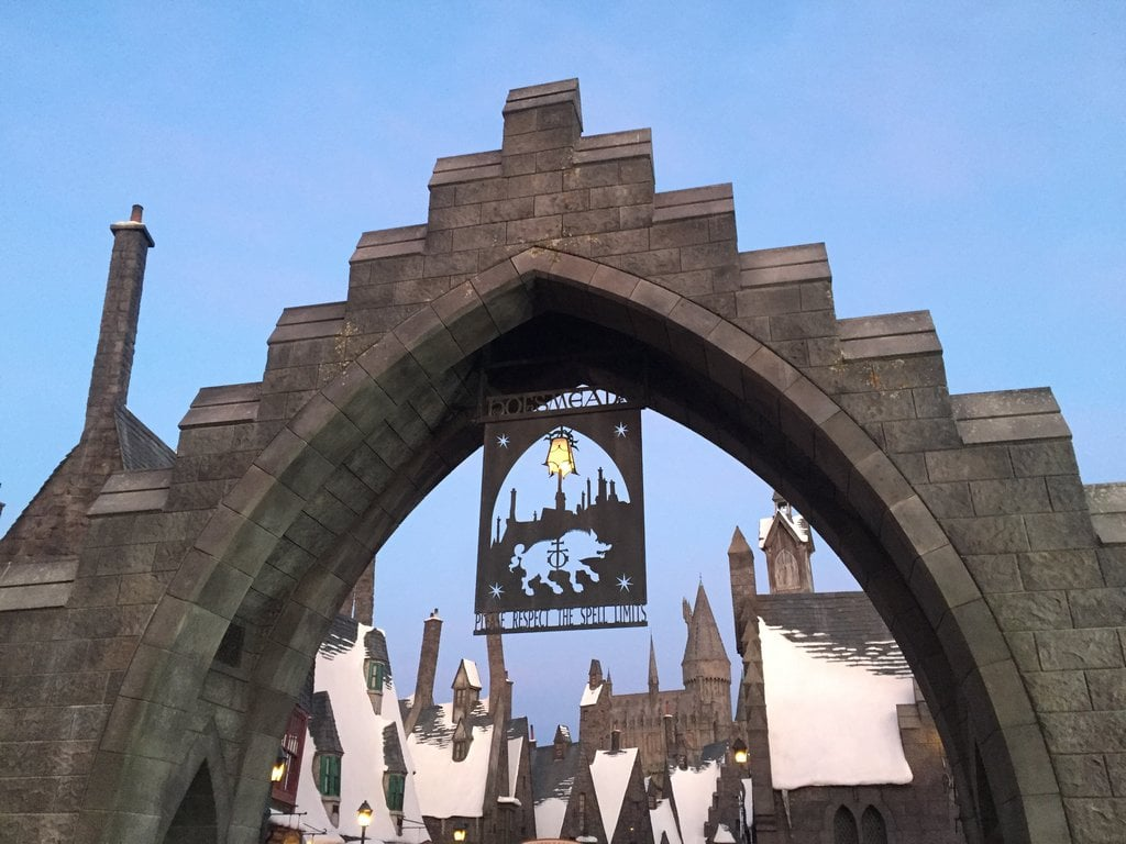 The Wizarding World of Harry Potter, Los Angeles