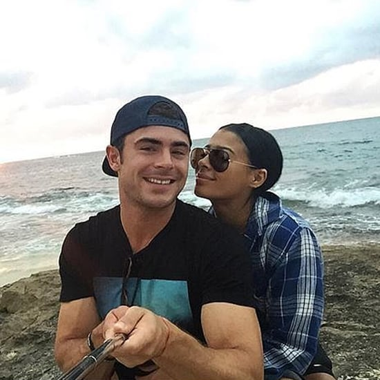 Cute Pictures of Zac Efron and Sami Miro