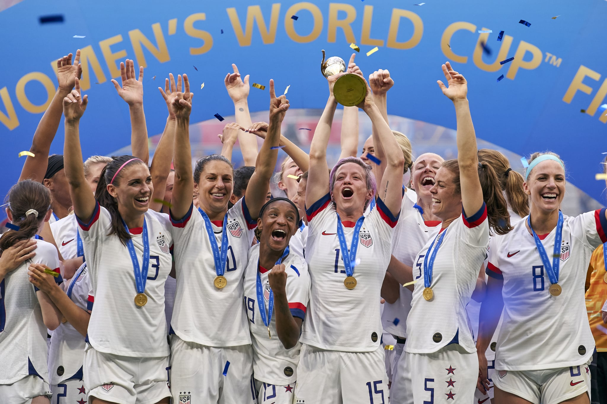 70dec79578ff Records Broken by the US Women's Team at the 2019 World Cup ...