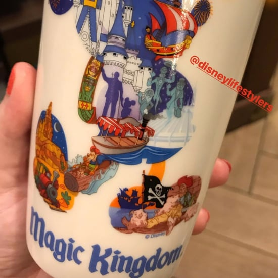Disney Magic Kingdom Starbucks Mug