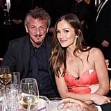 Sean Penn and Minka Kelly