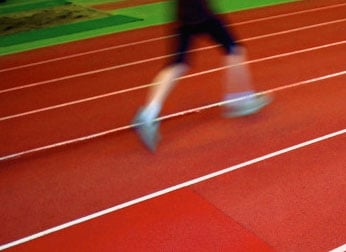 Learn to Love: Running at the Track