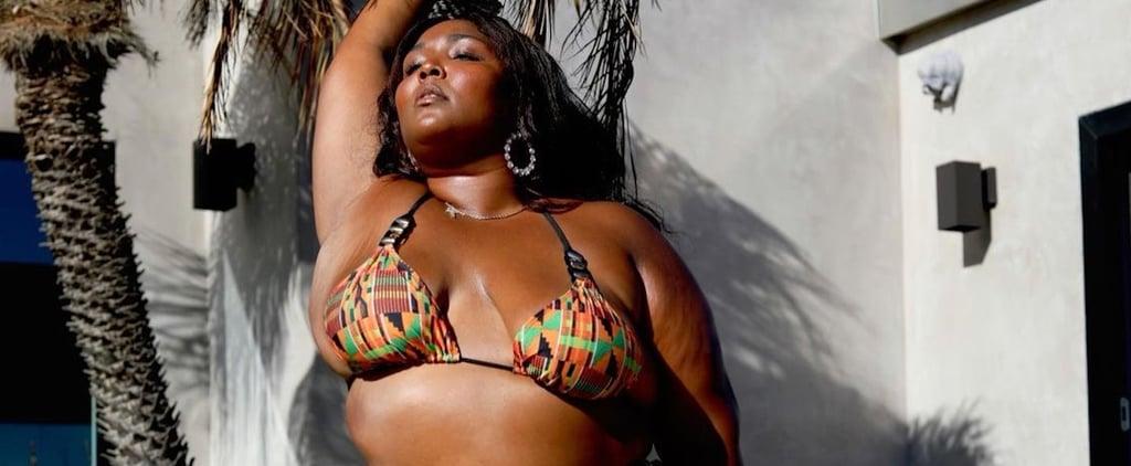 Lizzo Celebrates Big Girl Summer in Her Ashanti Ama Bikini