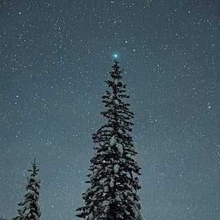 How to Watch the Christmas Comet 2018