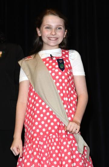 Abigail Breslin Girl Scouts