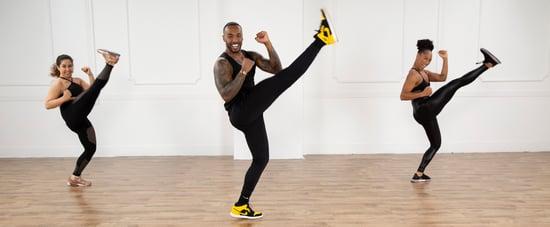30-Minute Cardio Kickboxing Workout