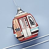 Ski Gondola Ornament