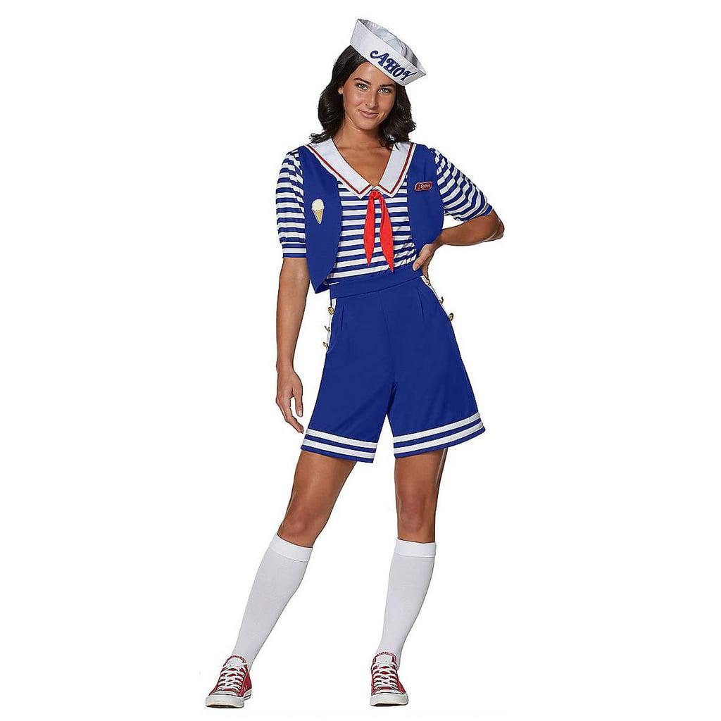 Robin's Scoops Ahoy Uniform Halloween Costume