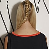 Back View of the Centre Braid