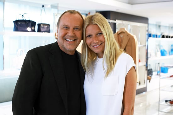 Michael Kors Collaborates With Gwyneth Paltrow For Goop