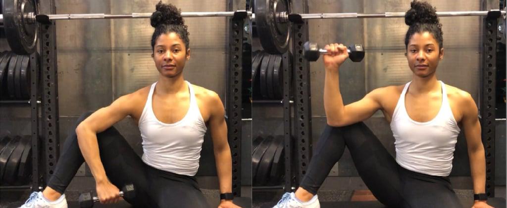 How to Do a Shoulder External Rotation