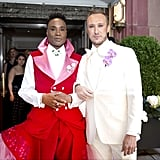Billy Porter and Adam Porter-Smith