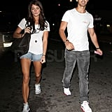 Pictures of Ashley and Joe