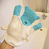 Ecoleeko Polar Bear Washcloth Mitten ($15)