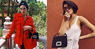 Dua Lipa Won't Go Anywhere Without Her Favorite Arm Candy