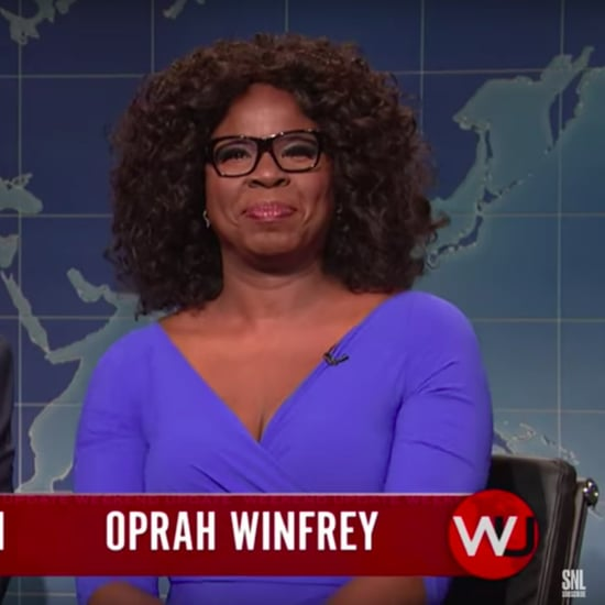 SNL Weekend Update With Oprah Winfrey and Stedman Video