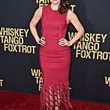 Tina Fey and Jeff Richmond at Whiskey Tango Foxtrot Premiere