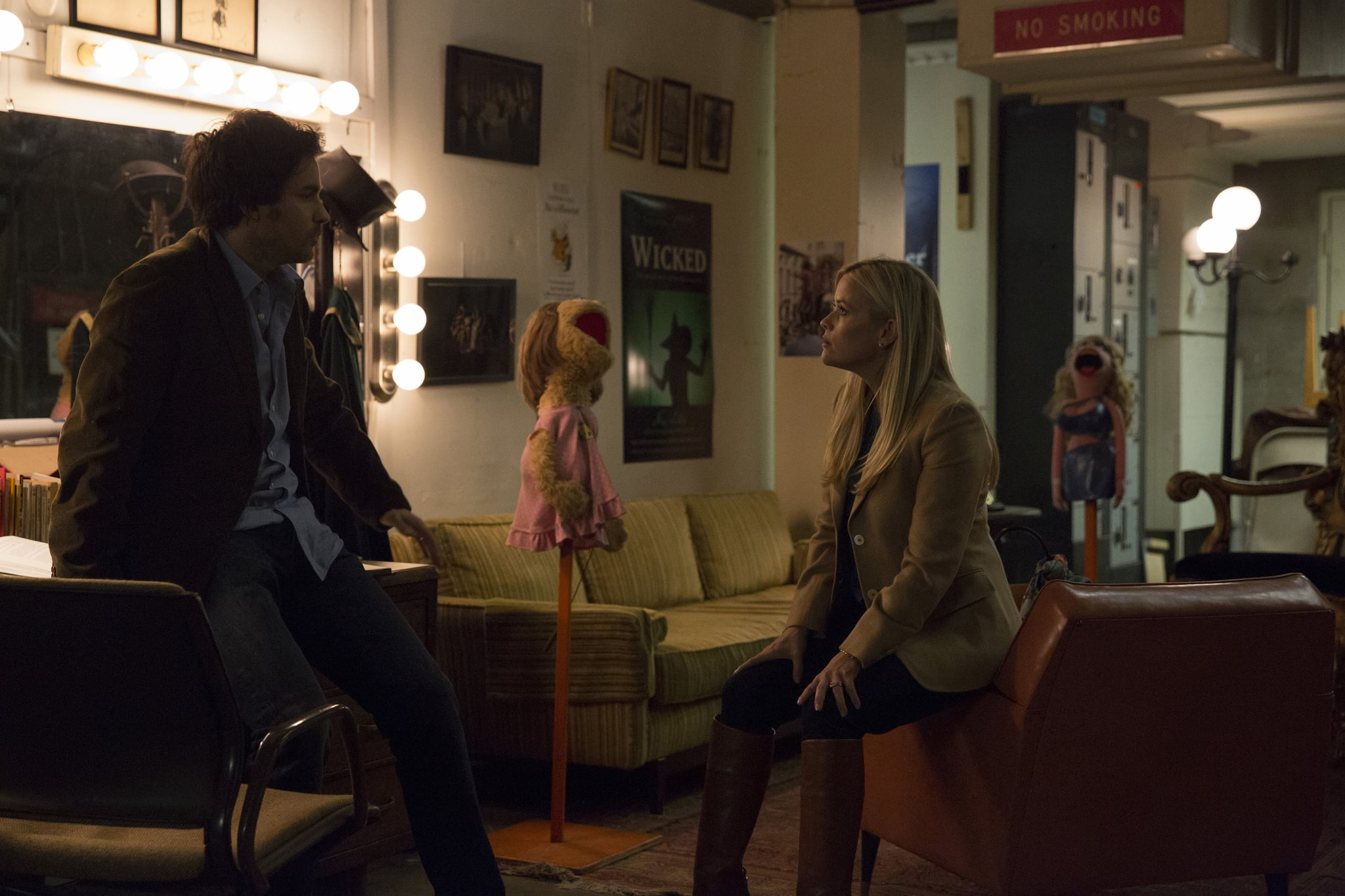Big Little Lies: What You Need to Remember About Madeline and the Theater Director
