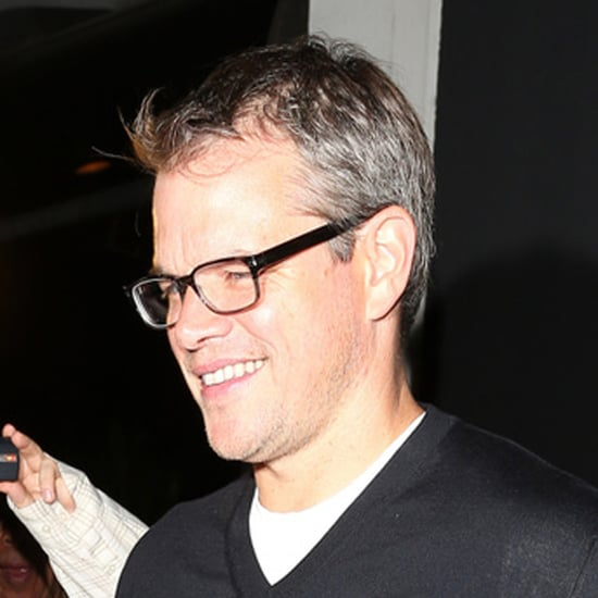 Matt Damon and Luciana Damon in LA | Pictures