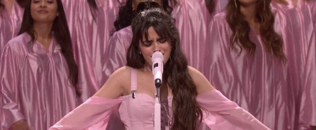 "Watch Camila Cabello Perform ""Living Proof"" Live on Ellen"