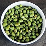 Vegan: Dry-Roasted Edamame With Black Sesame Seeds