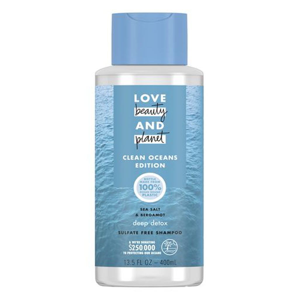 Love Beauty and Planet Clean Oceans Edition Deep Detox Shampoo