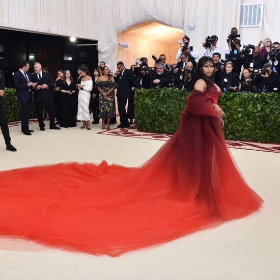 Nicki Minaj Met Gala Dress 2018