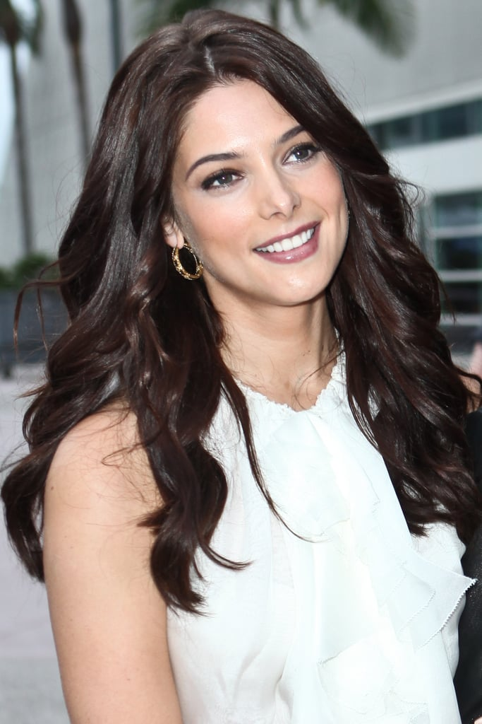Ashley Greene looked gorgeous while promoting Breaking Dawn Part 1 in 2011.