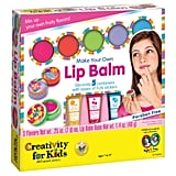 For 9-Year-Olds: Creativity For Kids Make Your Own Lip Balm Kit