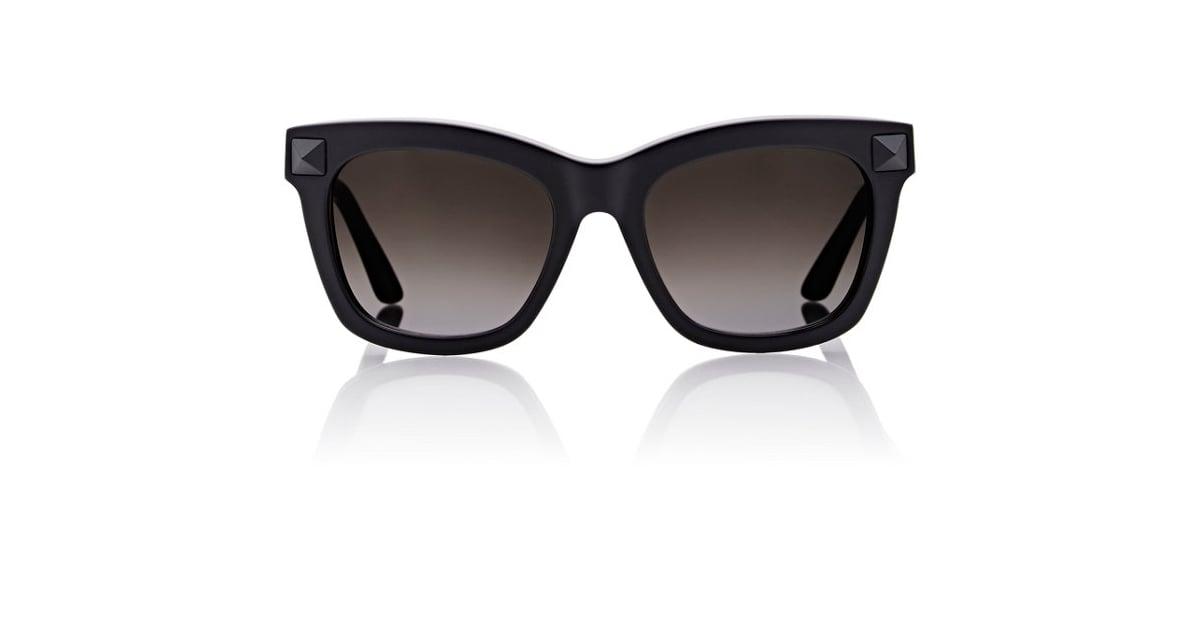6de146f7b0cb Valentino Studded Square Sunglasses-Multi ( 326)